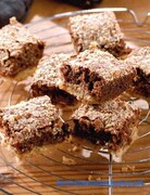 brownies con almendras